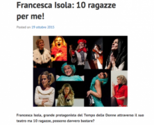 Intervista su Leading Myself