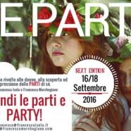 LE PARTY – Workshop di scrittura e teatro